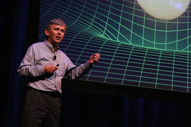 Gravitational Waves Public Lecture